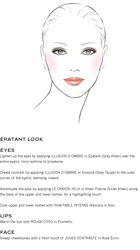 Look Epatant Illusion d'Ombre n°84