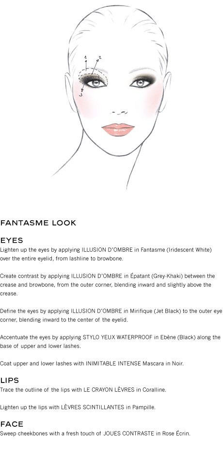 Look Fantasme Illusion d'Ombre n°81
