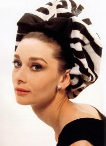 Audrey Hepburn en 1964