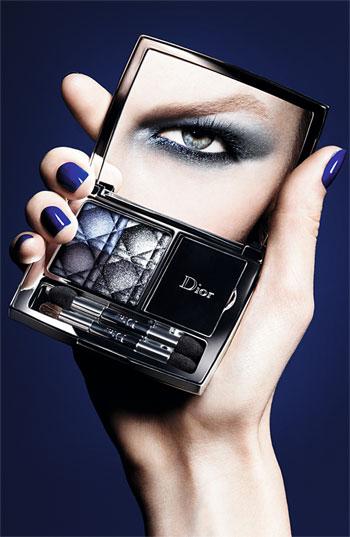 Palette Dior Blue Tie, automne 2011