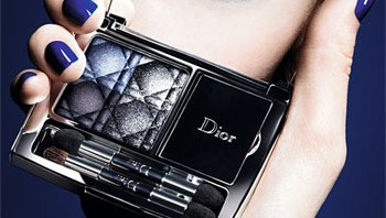 Dior, collection Blue Tie automne 2011
