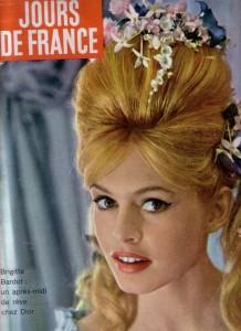 Brigitte Bardot en1960