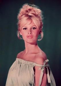 Brigitte Bardot 1960