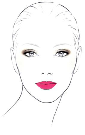 Look Chanel Rouge Allure Velvet Exuberante