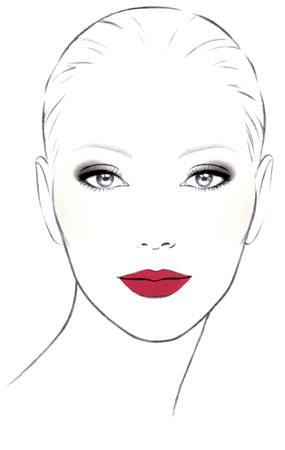 Look Chanel Rouge Allure Velvet La Fascinante n°34