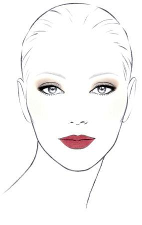 Look Chanel Rouge Allure Velvet La Raffinée n°34