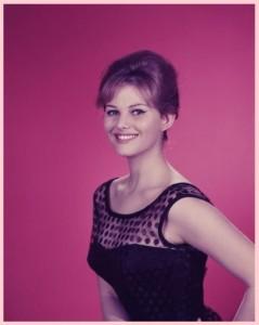 Claudia Cardinale 1961