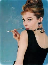 Look de soirée pour Audrey dans Diamants sur canapé