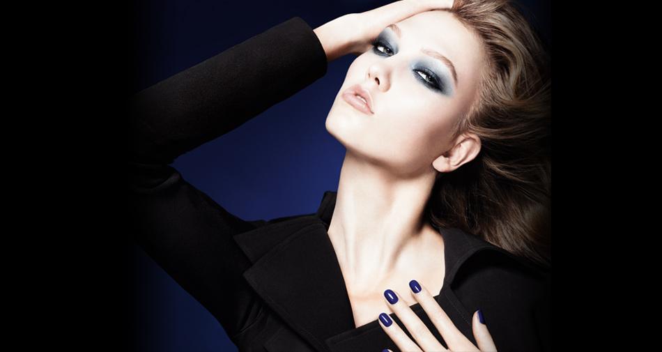Look Dior Blue Tie