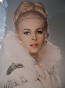 Michèle Mercier en 60