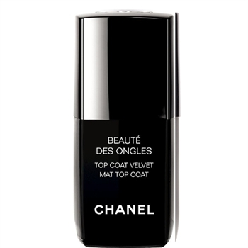 Le nouveau top coat Chanel Velvet