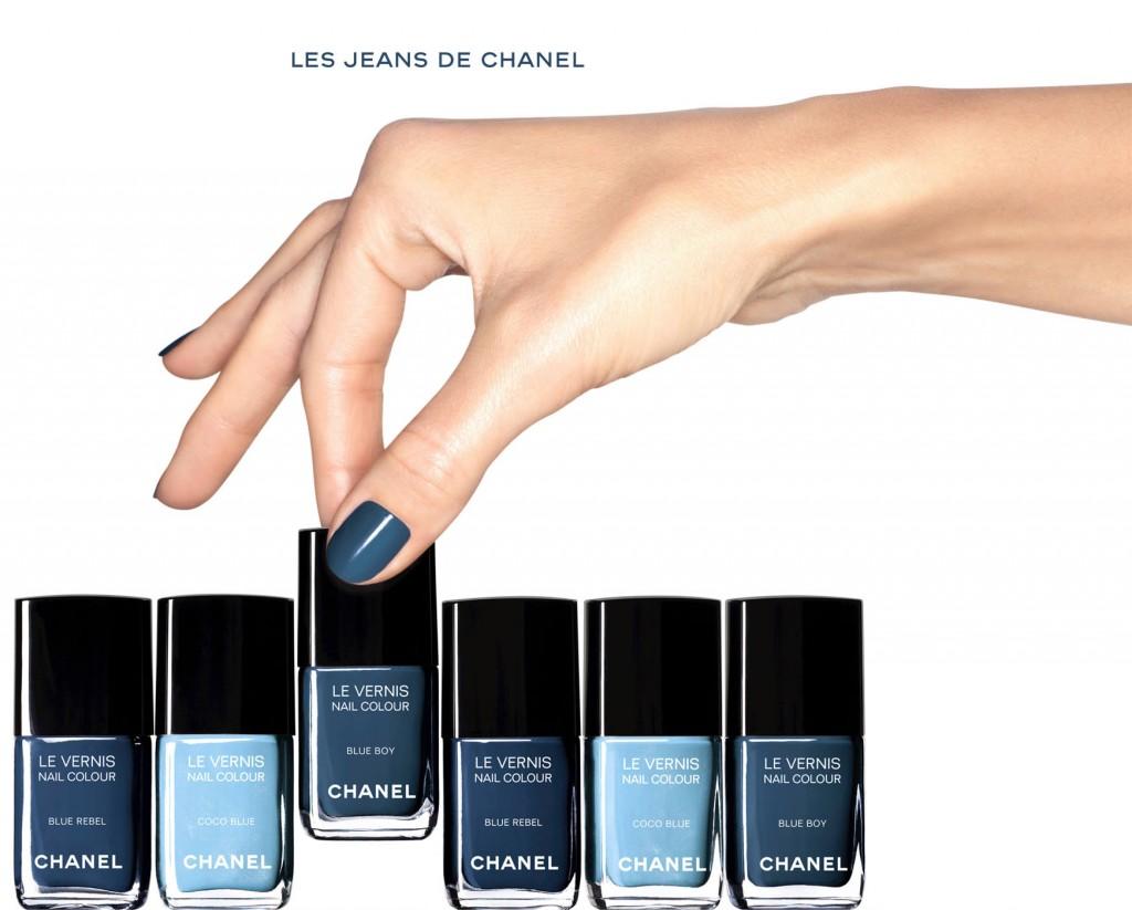 Les Jeans de Chanel