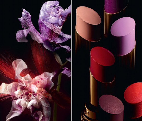 Yves Saint-Laurent Rouge Velouté Perlé, collection Fruit Défendu 2011