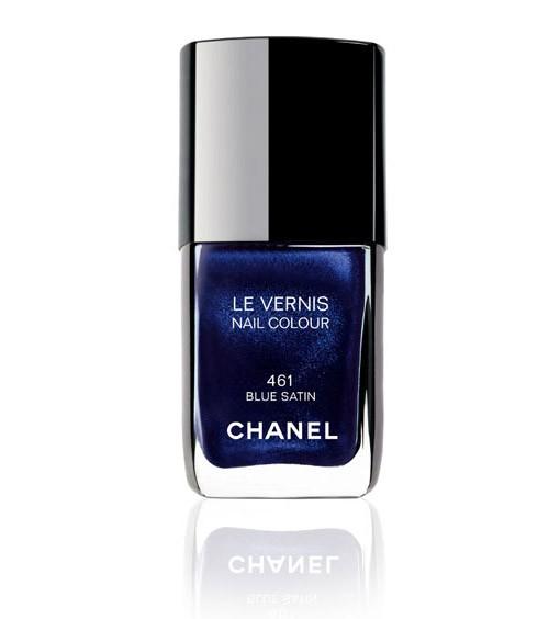 Chanel Blue Satin n°461