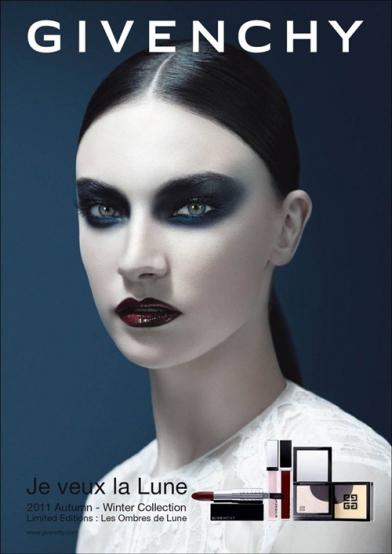 Givenchy Je veux la Lune automne-hiver 2011/2012
