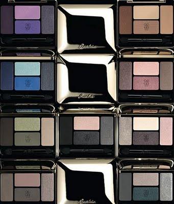 Guerlain, 4 Couleurs Miroir Miroir automne 2011