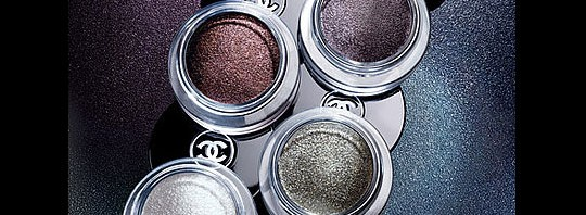 Chanel Illusion d'Ombre 2011 : produits du look Chanel