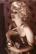 Marylin Monroe aime Chanel n°5