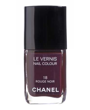 Chanel Rouge Noir n°18