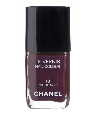 Chanel Rouge Noir n°18