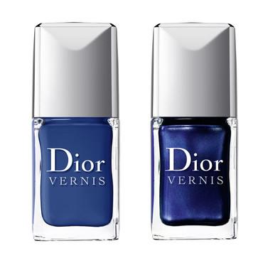 Vernis Dior Blue Navy et Tuxedo