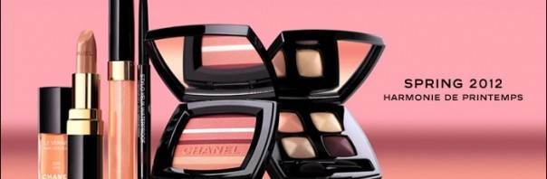 Chanel « Harmonie de Printemps » : aperçu de la collection maquillage printemps 2012