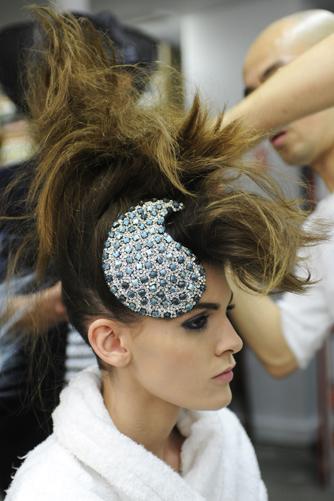 Chanel Printemps-Eté 2012 Haute Couture