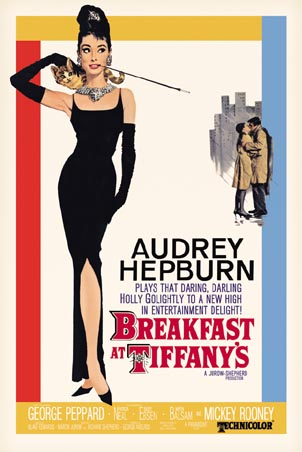 Affiche du film Breakfast At Tyffany's