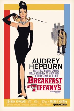 Affiche du film Breakfast At Tyffany's