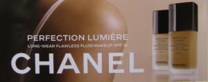 Chanel Perfection Lumiere, nouveau fond de teint