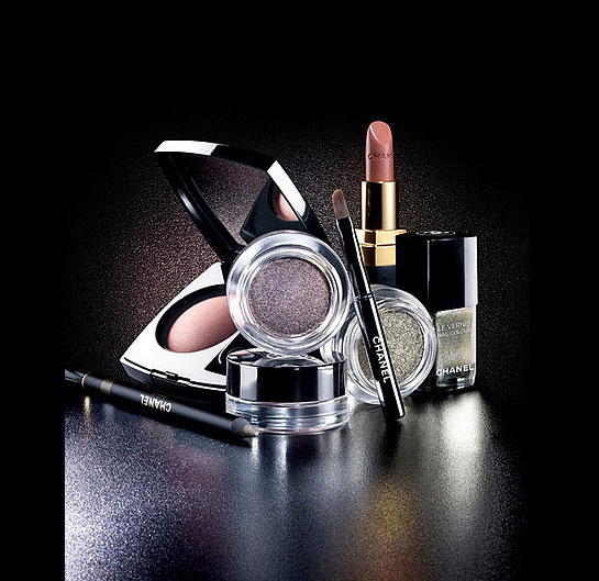 Collection Illusions d'Ombres Chanel 2011-2012